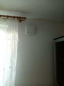 Montare ventilatie carotare, servicii instalare, montaj